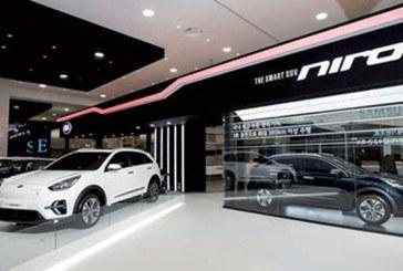 Kia Motors renforce sa gamme «verte» en dévoilant  un nouveau véhicule électrique