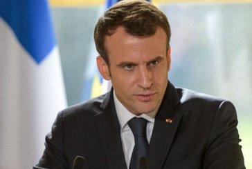 Macron condamne les violences des forces armées israéliennes à Gaza