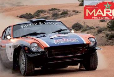 Maroc Historic Rally : La 9ème édition du 17 au 23 juin