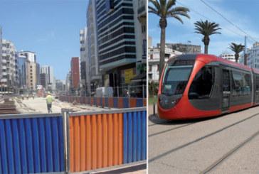 Casablanca :  Les tramways rentrent en station avant l'heure!