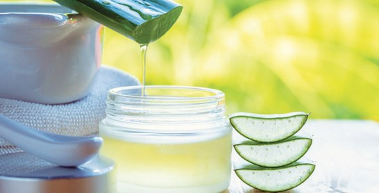 L'Aloe vera est bénéfique, mais attention à choisir des produits reconnus et certifiés !
