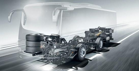 Mercedes-Benz : Auto Nejma dévoile son nouveau châssis autocar