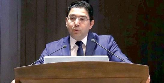 Bourita à Pékin pour la réunion ministérielle du Forum de la coopération sino-arabe