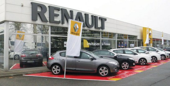 Renault Maroc : 27.547 livraisons à fin avril 2018
