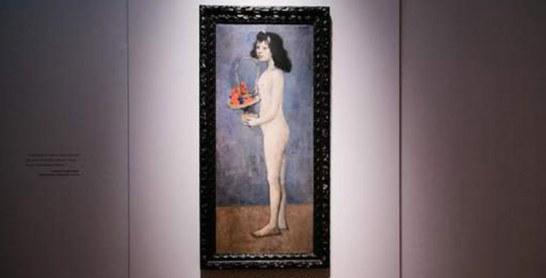 Le tableau «fillette» de Picasso cédé à 115 millions de dollars
