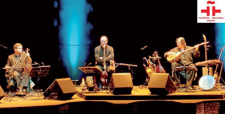 «Trois cultures, trois musiques»  à Rabat