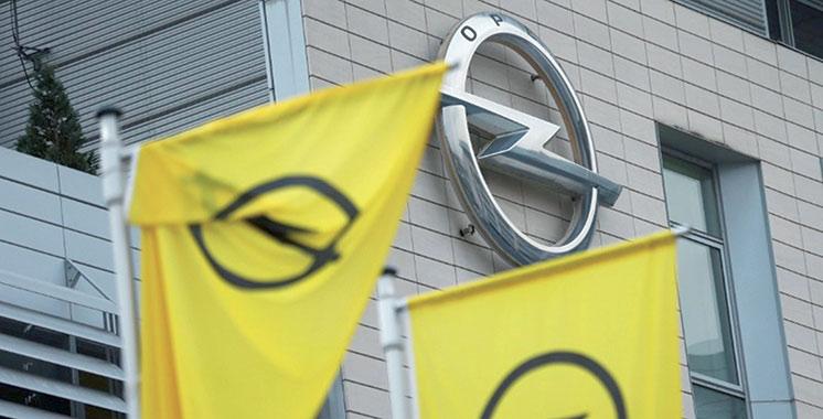 Opel suspend son plan  de départs volontaires