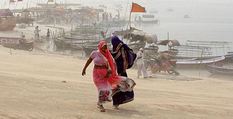 Plus de 140 morts dans des tempêtes en Inde