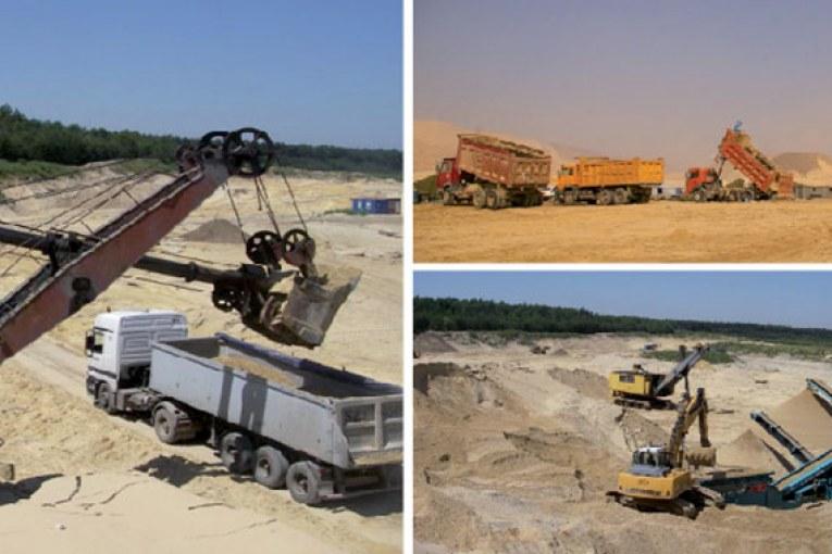 Dragage du sable marin : Le Parlement s'en mêle