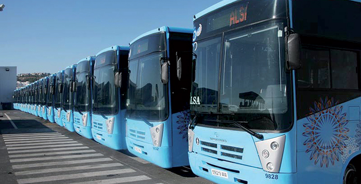 Tanger : Alsa renforce sa flotte de bus