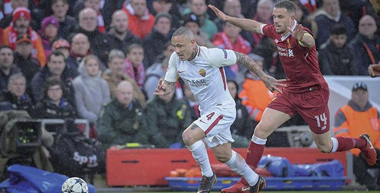 Ligue des Champions : L'AS Rome en quête d'une nouvelle «Rimonta» face à Liverpool