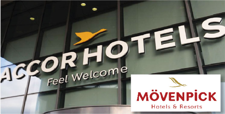 Hôtellerie : AccorHotels acquiert  Mövenpick Hotels & Resorts pour 482 millions d'euros !