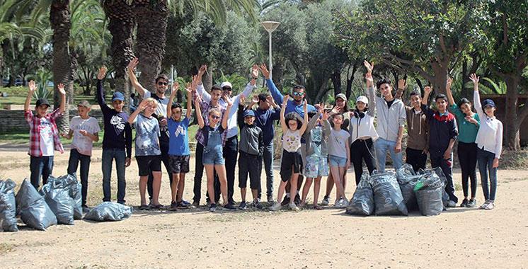 Plus de 100 éco-ambassadeurs et leurs encadrants formés