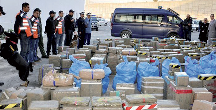 Port de Tanger : Un brigadier de police arrêté pour ses liens avec un réseau criminel de trafic de drogues