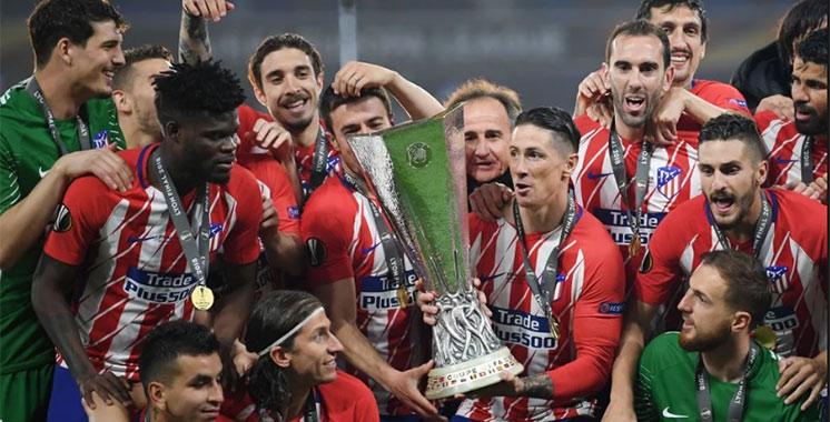 L'Atlético Madrid corrige Marseille et remporte l'Europa League