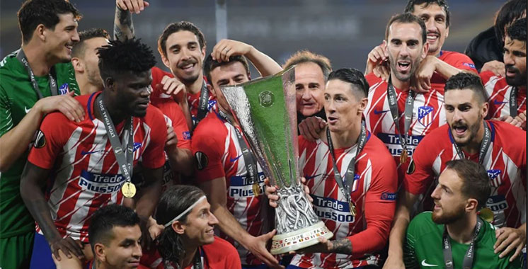 L'Atlético Madrid corrige Marseille et remporte l'Europa League