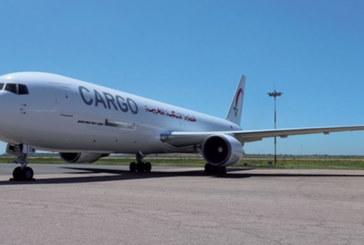 RAM Cargo en pleine expansion : Royal Air Maroc redynamise son activité de fret à travers l'acquisition d'un nouvel avion-cargo
