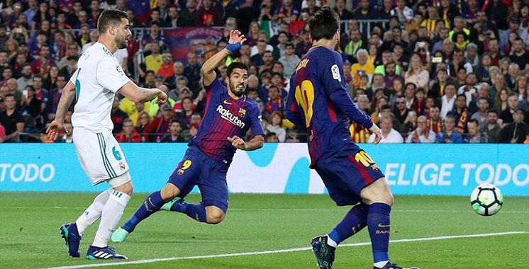 Clasico : Le Barça et le Real se neutralisent