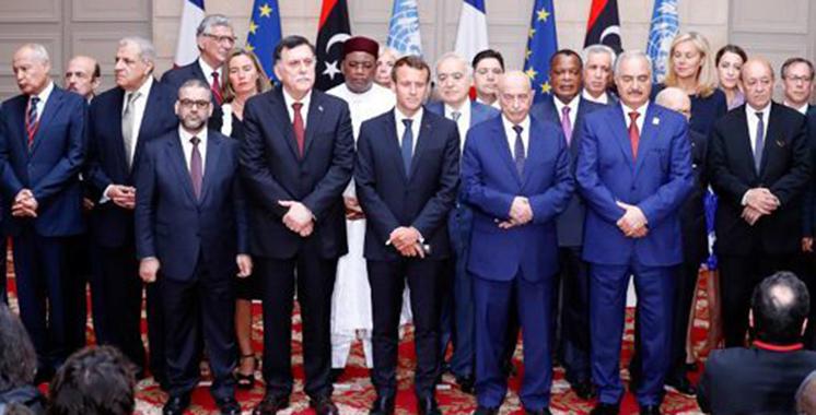 Une conférence internationale sur la Libye à Paris: Nasser Bourita répond présent à l'invitation de Macron
