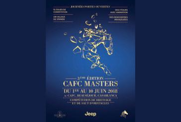 CAFC Masters Jeep Championnat : Des portes ouvertes pour célébrer les chevaux et les sports hippiques