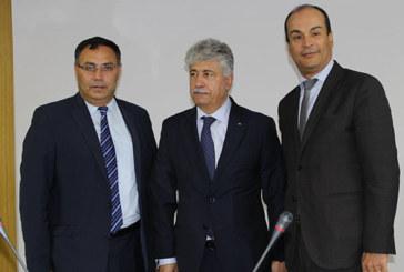 Signature d'un protocole d'accord entre la CNSS et l'Autorité de retraite palestinienne