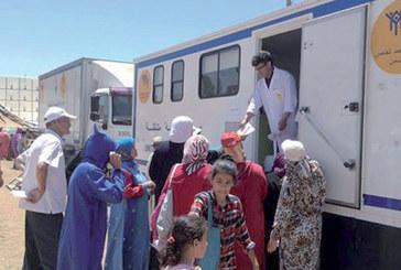 Fondation Mohammed V pour la solidarité : La caravane médicale spécial Ramadan démarre dans les provinces du Sud