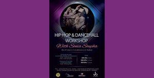 Com'Dance : Sonia Soupha animera des cours à Rabat et Casablanca