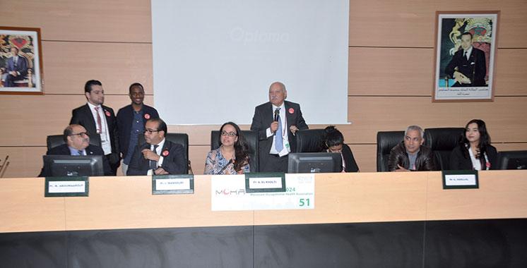 Le 34e Congrès mondial sur la santé au travail en 2024 à Marrakech