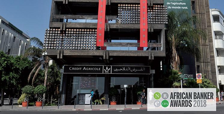 Groupe Crédit agricole du Maroc mobilise 1,5 MM DH de crédits supplémentaires