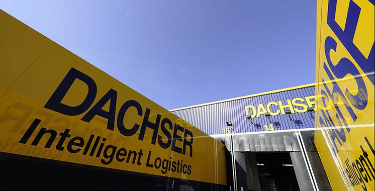 Transport et logistique : Dachser Mohammedia opérationnel en mai 2018