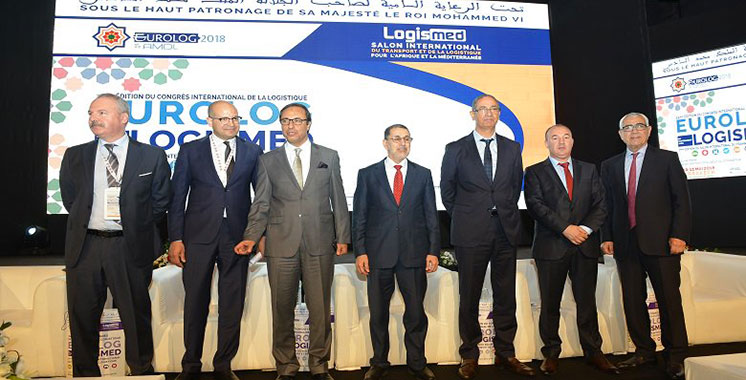 24ème édition du Congrès international de la logistique (Eurolog) : Le gotha de la logistique réuni à Marrakech