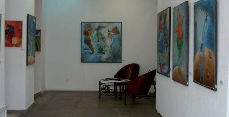 «Mon Maroc», exposition de l'artiste-peintre Mira Kosmider à Varsovie