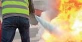 Inzegane : Il met le feu à un hypermarché pour subtiliser un smartphone