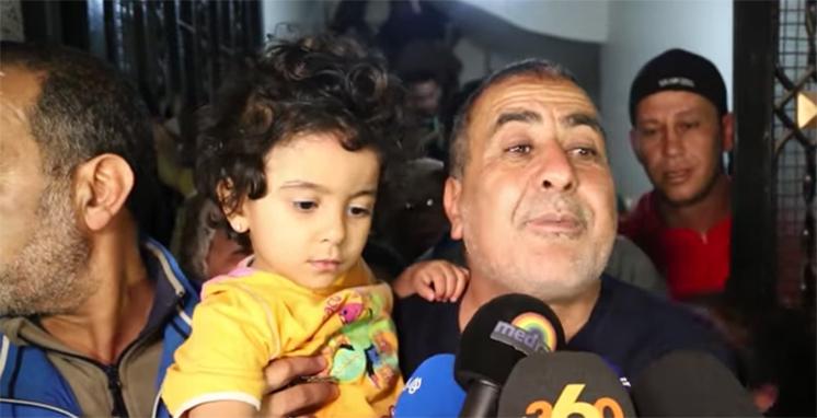 Casablanca: La police retrouve la fillette de 4 ans portée disparue