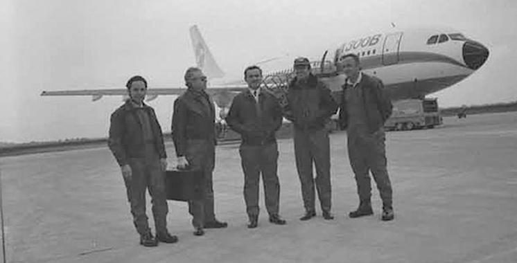 Le navigant d'essais d'Airbus décédé  à l'âge de 85 ans