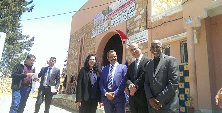 Préfecture  de Marrakech :  891 projets INDH réalisés entre 2005 et 2017