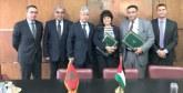 Coopération : La CDG signe une convention avec l'Instance de retraite de Palestine