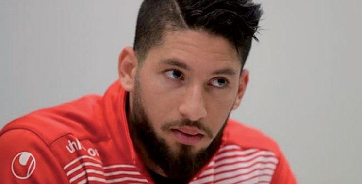 Le gardien Moez Hassan autorisé à porter le maillot de la sélection tunisienne