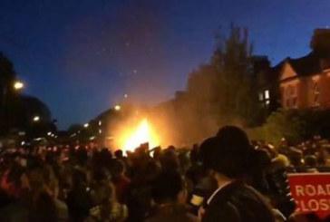 Dix personnes blessées lors d'une fête juive à Londres