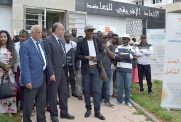 Programme de solidarité médicale : 300 migrants africains bénéficient d'examens médicaux