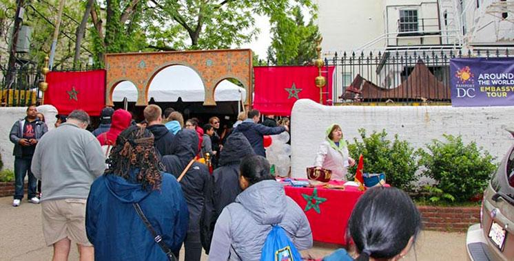 Le Maroc participe aux portes ouvertes des ambassades à Washington