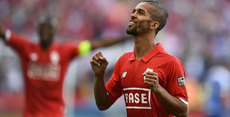 Mehdi Carcela sacré meilleur joueur maghrébin — Belgique