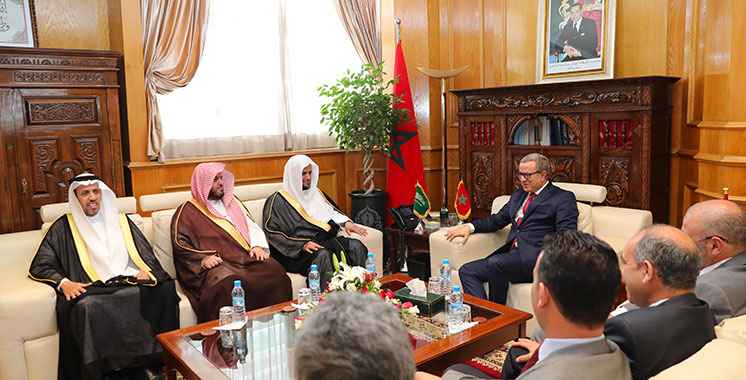 Justice :  Le Maroc et l'Arabie Saoudite veulent consolider leur coopération
