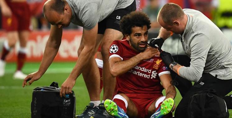 Mohamed Salah «confiant» sur sa participation au Mondial 2018