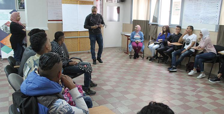 Mondelez Maroc en association avec l'Heure Joyeuse : L'insertion des jeunes défavorisés en ligne de mire