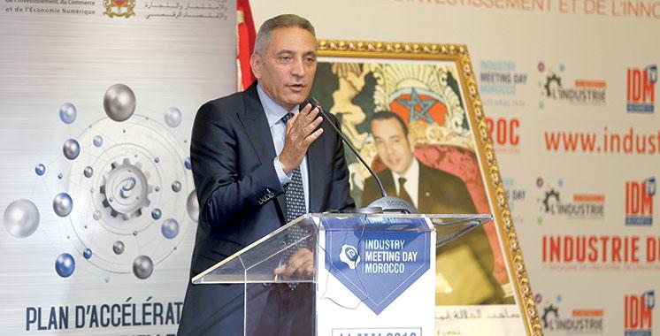 Industry Meeting Day Morocco : La dynamique industrielle des régions mise en relief