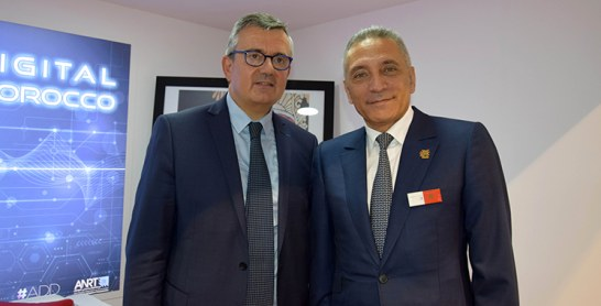 Le Maroc, un formidable champ d'expérimentation en matière de digitalisation