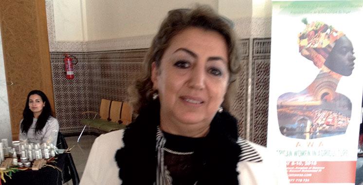 Nadia Bitar : Marrakech-Safi aura bientôt son incubateur pour l'entrepreneuriat féminin