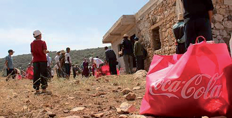 Opération Dar Lftour : Coca-Cola Maroc distribuera 45.000 repas