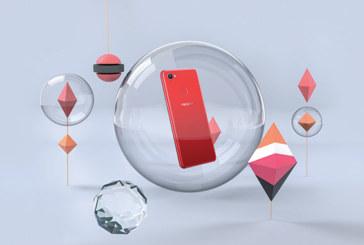 Oppo lance son dernier modèle Selfie Expert «Oppo F7»